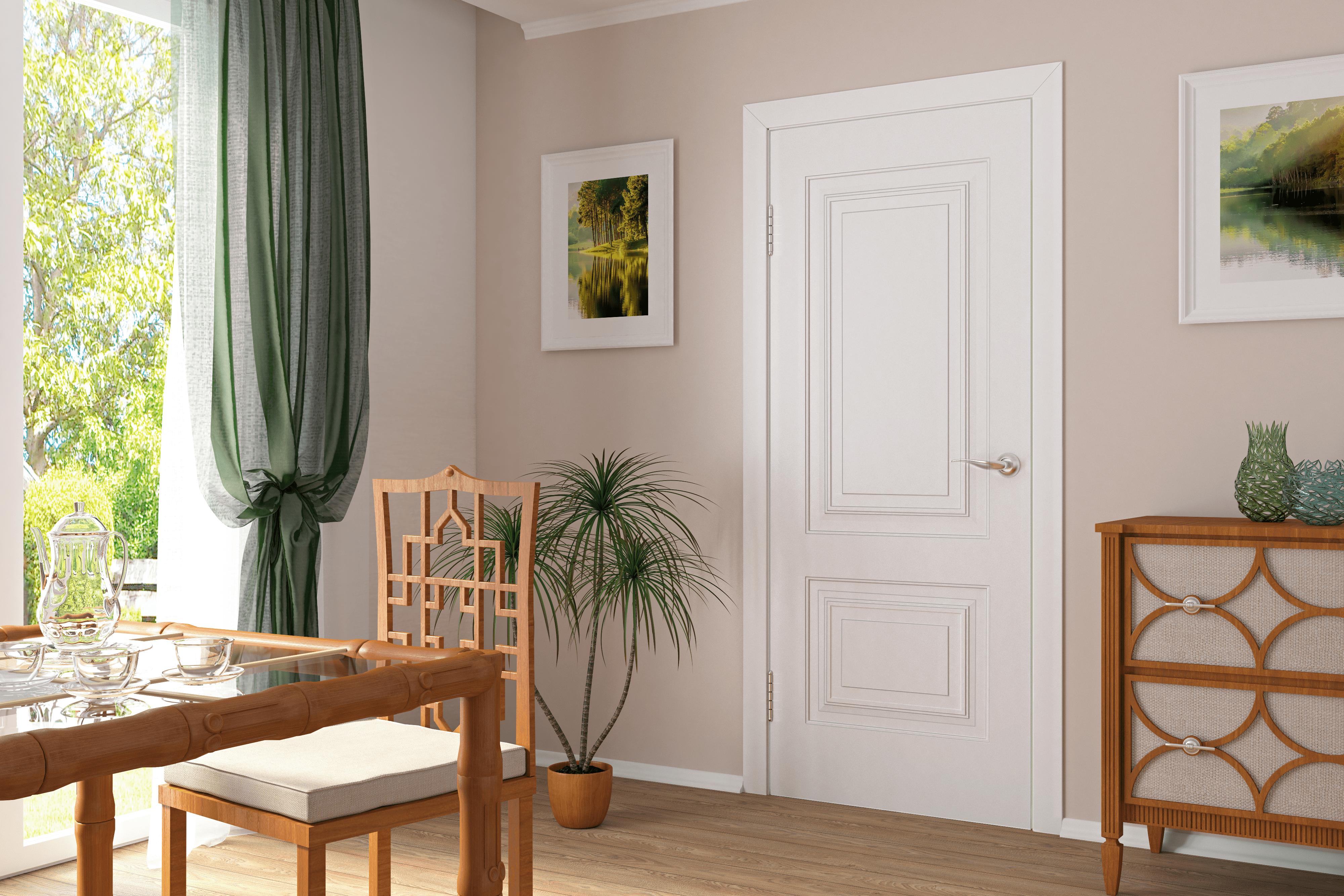 Коллекция межкомнатных дверей «Прага»